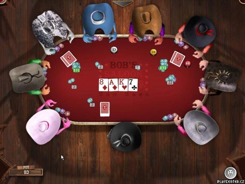 Poker hra online zdarma