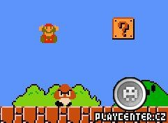 Super Mario Bross. Crossover